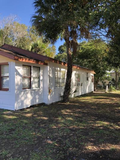 Fort Pierce Single Family Home For Sale: 304 17th Street