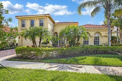 Single Family Home For Sale: 8840 Via Prestigio W