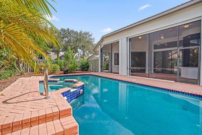 Jupiter FL Single Family Home For Sale: $500,000