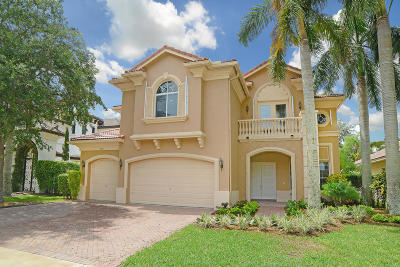 Boca Raton Single Family Home For Sale: 9904 Palma Vista Way