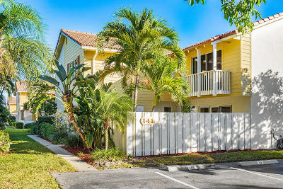 Jupiter FL Townhouse For Sale: $310,000