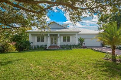 Sewalls Point Single Family Home For Sale: 3 S Via Lucindia Drive