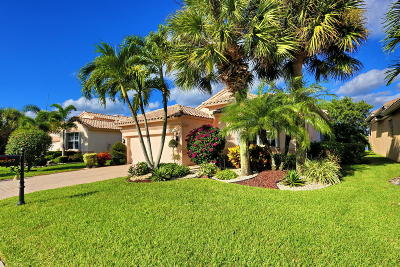 Lake Worth Single Family Home For Sale: 9557 Vercelli Street