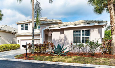 Boca Raton Single Family Home For Sale: 10899 Handel Place