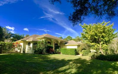 Loxahatchee Single Family Home For Sale: 17526 89th Place