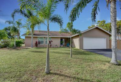 Boca Raton Single Family Home For Sale: 9236 Southampton Place