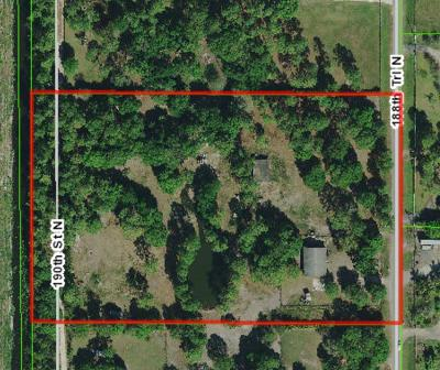Loxahatchee Single Family Home Contingent: 6185 188th Trail