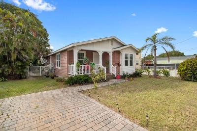 West Palm Beach Single Family Home For Sale: 1102 19th Street