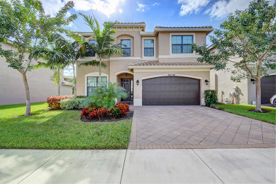 Delray Beach Single Family Home For Sale: 8064 Green Tourmaline Terrace
