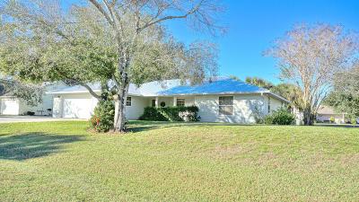 Fort Pierce Single Family Home Contingent: 856 Noa Street
