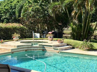 West Palm Beach Single Family Home For Sale: 2890 Gettysburg Lane