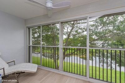 Delray Beach Condo For Sale: 15365 Lakes Of Delray Boulevard #J 307