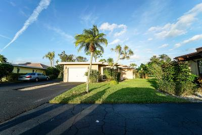 Palm Beach Gardens Single Family Home For Sale: 13868 Whispering Lakes Lane