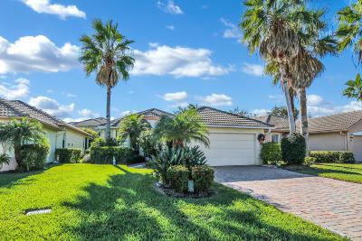 Jensen Beach Single Family Home For Sale: 583 NW Cherry Oak Way