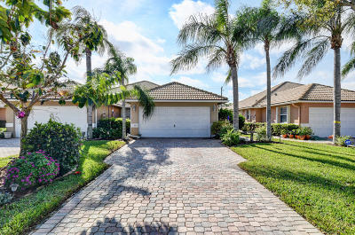 Delray Beach Single Family Home For Sale: 5251 Grande Palm Circle