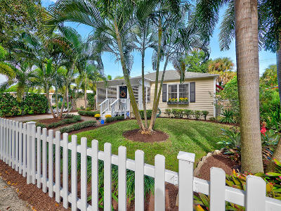 West Palm Beach Single Family Home For Sale: 945 Andrews Road