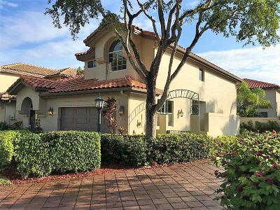 Boca Raton FL Single Family Home For Sale: $139,900