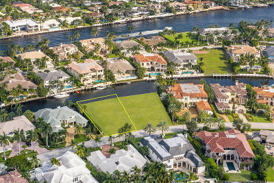Boca Raton Residential Lots & Land For Sale: 384 E Coconut Palm Road