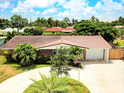 Boca Raton FL Single Family Home For Sale: $424,900
