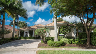 Palm Beach County Rental For Rent: 14344 Stroller Way