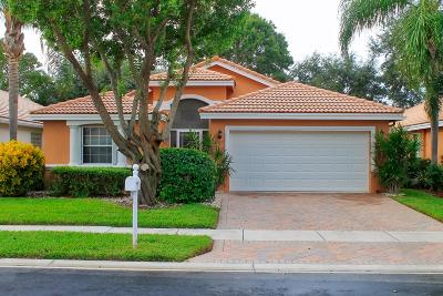 Boynton Beach Single Family Home For Sale: 12087 Aprilia Drive