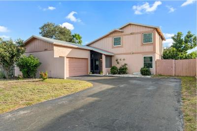 Deerfield Beach Single Family Home For Sale: 3860 NW 1st Place