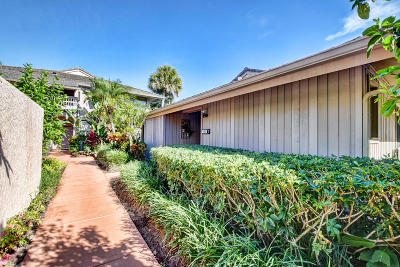 Boca Raton Single Family Home For Sale: 7063 Rain Forest Drive #C-5