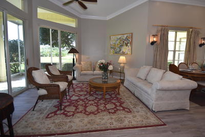 Palm City Single Family Home For Sale: 2211 NW Seagrass Drive
