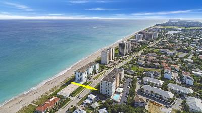 Juno Beach Condo For Sale: 911 Ocean Drive #206