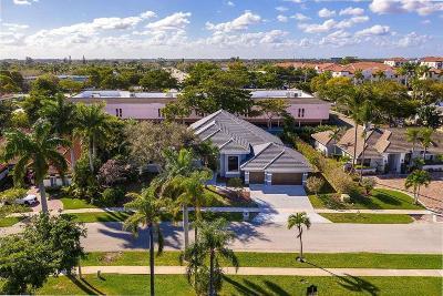 Boca Raton Single Family Home For Sale: 7641 NE Morningside Terrace