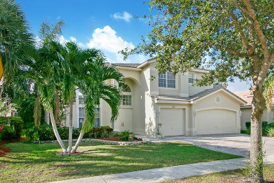 Boca Raton FL Single Family Home For Sale: $615,000