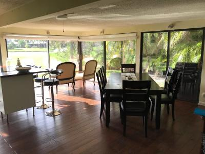 Palm Beach Gardens Rental For Rent: 13345 Cross Pointe Drive
