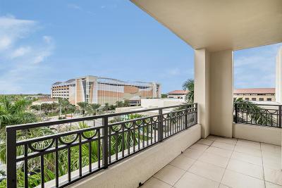 West Palm Beach Condo For Sale: 550 Okeechobee Boulevard #522