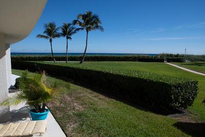 Palm Beach Condo Sold: 2774 S Ocean Boulevard #104