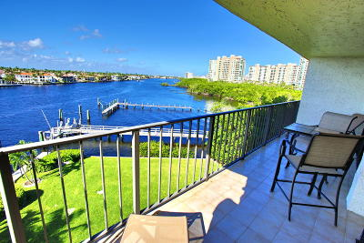 Highland Beach Condo For Sale: 3912 S Ocean Boulevard #515