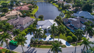Boca Raton FL Single Family Home For Sale: $1,195,000