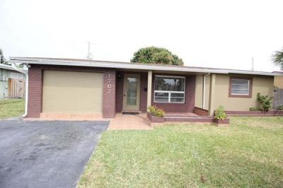Fort Lauderdale FL Rental For Rent: $2,075