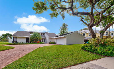 Boca Raton FL Single Family Home For Sale: $975,000