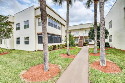 Delray Beach FL Condo For Sale: $150,000