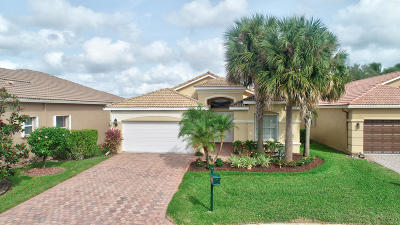 Lake Worth Single Family Home For Sale: 6756 Via Dante