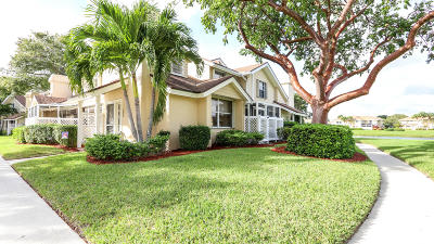 Boynton Beach Townhouse For Sale: 1903 Chadwick Court