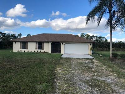 Loxahatchee FL Single Family Home For Sale: $350,000