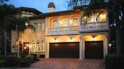 Delray Beach Single Family Home For Sale: 1825 Copley Place