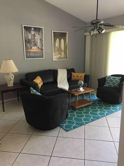 Boca Raton FL Rental For Rent: $1,595