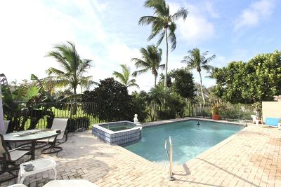 Boca Raton Single Family Home For Sale: 5095 Suffolk Drive