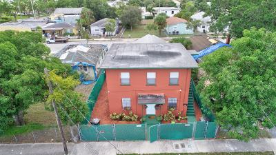 West Palm Beach Multi Family Home For Sale: 1013 State Street