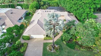 Boca Raton FL Single Family Home For Sale: $999,999