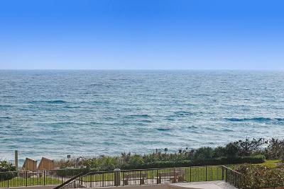 Singer Island Condo For Sale: 5380 Ocean Drive #2-A