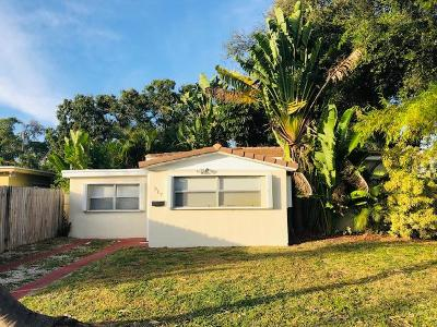 Fort Lauderdale Single Family Home For Sale: 317 SW 22nd Street