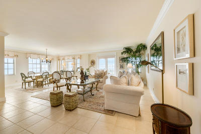 Palm Beach Condo For Sale: 3475 S Ocean Boulevard #6080